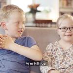 – En berikelse å ha et barn med Downs syndrom