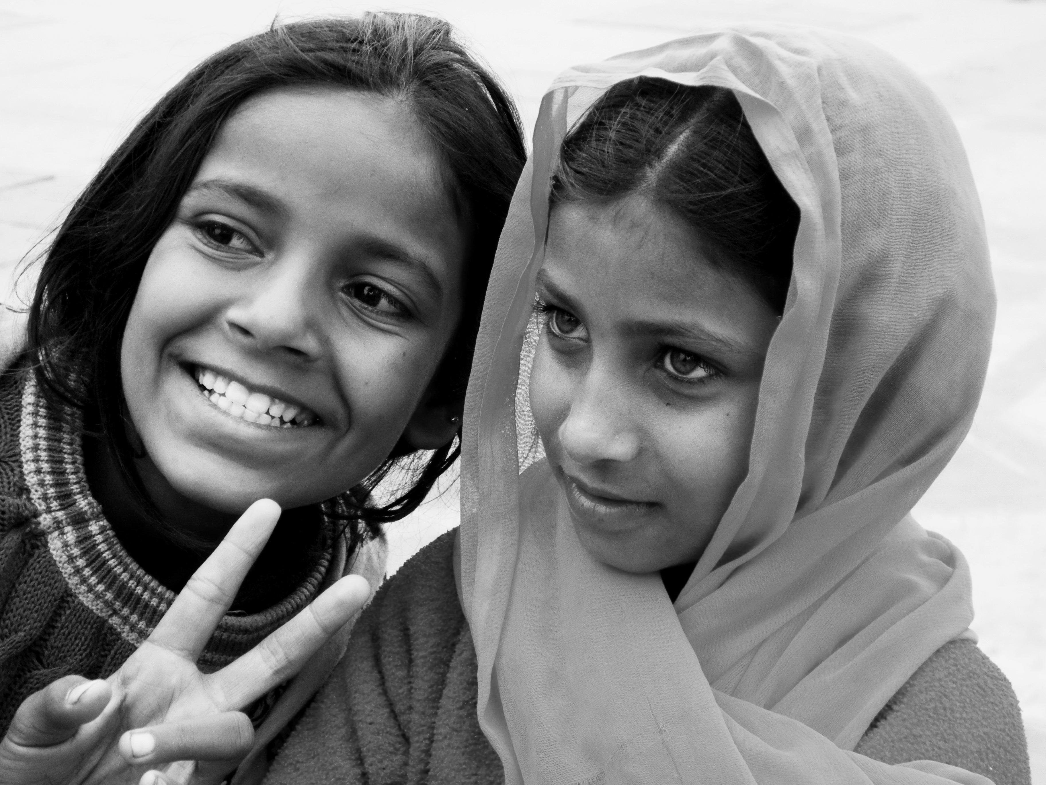 Indiske jenter
