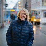 I dag mottar Kristin Clemet Livsvernprisen